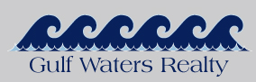 Gulf Waters Realty Logo